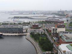 インターコンチネンタル横浜Pier8、横浜ハンマーヘッドなど。