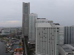 横浜ベイホテル東急、横浜ランドマークタワーなど。