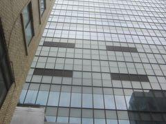 世界貿易センタービルです 現在工事中で