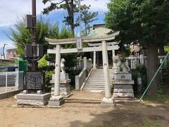 二ツ家稲荷神社