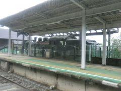 12:30 続いて、JR高所駅第二位(標高1274.7m)の清里駅に停車。 小淵沢から山梨県側最後の駅となります。