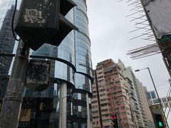 香港に戻ってご飯を堪能。 モンコックにあるショッピングセンター ランガムプレイス。