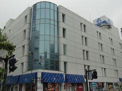 中心部にある老舗の百貨店「さいか屋」の規模が縮小していたが、とうとう閉店することが決まった。
