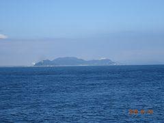 伊良湖岬が見えてきました