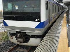 次は湯長谷藩陣屋へ行くため、いわき湯本駅へ。