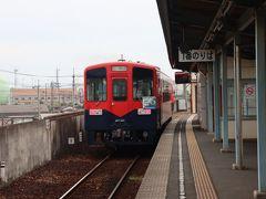 水島臨海鉄道はJR倉敷駅に併設した倉敷市駅と三菱自工前を走る路線。 臨海工業地帯に関係する貨物列車が設定されている。 非電化の路線なので、旅客列車はディーゼルカーが使用されている。 この路線も何度か乗車したことがあるが、高架線で変化が少なく、面白みが少ない?路線。