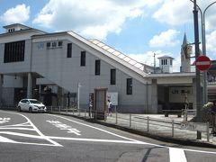 3時間ほど掛けてJR郡山駅まで戻って来ました~、  随分と駅前は整備されていたんですね?…、以前とは見違えるように成ってました。