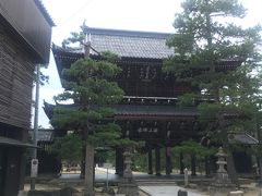 関西の地方都市から車で約2時間。 最初の目的地の智恩寺に到着。 日本三文殊のひとつ。  頭がよくなるのでしょうか。  期待します。