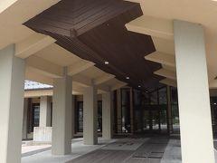 やってきたのはこちら「阿寒湖畔エコミュージアムセンター」さん(^_^) 中をささっと見学後…