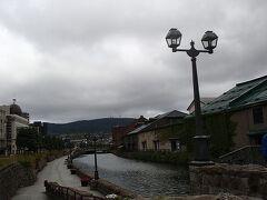 前回来たのって いつだった?  たぶん20~30年前かと…  ルタオさん周辺やこの運河付近は  かろうじてお店も開いているけれど本当に静かな小樽です