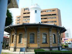 次は、旧台南測候所へ。