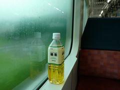 さてこの後は土合で降りる予定でしたが、ボックスシートでゆったりしていると、  「もうちょっと乗ってたい~」欲が。 ということで予定を変更。清水トンネルを越え、新潟県に突入~
