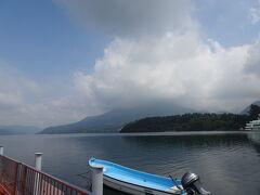 芦ノ湖。10年ぶりくらいかも?!