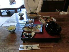 米原からレンタカーで琵琶湖1周します。  まず長浜にある翼果桜。 定番の焼鯖そうめんと焼鯖寿司。  定番にはずれなし!