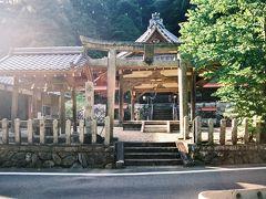 春日神社を訪れる。
