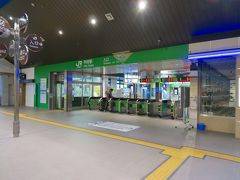 2日目は朝から身延山へ・・・ ホテルを7時前にチェックアウトして甲府駅へやってきた。 こういう時に駅前ホテルは便利ですわ。