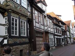 旧市街を自由散策