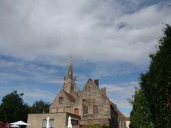 聖母教会の尖塔も見ることができました。