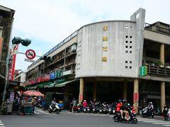 B級グルメ屋台がたくさんある永楽市場。 次回台南に来た際は必ずリベンジ!