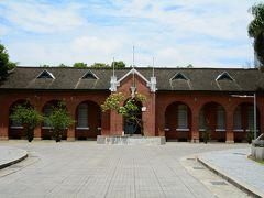 国立成功大学台湾文学系館 日本統治時代の旧・日本陸軍台南衛戍病院