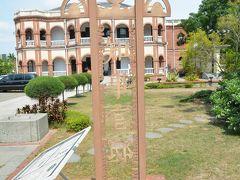 台南県知事官邸 日本統治時代の台南県知事官邸兼皇族のご宿泊所