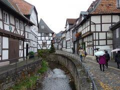世界遺産の旧市街を散策