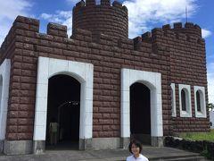こちらは「ビーナスの城」といって、一番の高台に建ってるんで屋上からの見晴らしはいいようです!