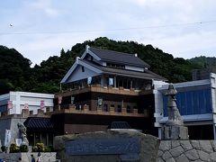 次のスポットはこちら。大島の北部にある「村上水軍博物館」です。