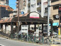 帰りは都電に乗りたかったので神田川沿いを早稲田まで歩いた。