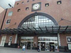 13:42 豊肥本線終点の大分駅に到着です