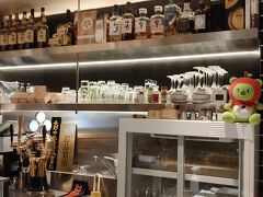 ランチは天丼人気のお店。