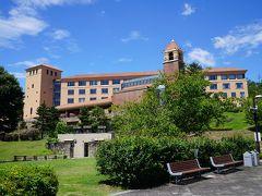 今年2回目の富士屋ホテルへ。お目当ては季節のパフェ。