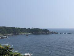 橋に戻り、潮岬に向かいます。
