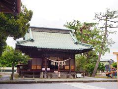 【菖蒲神社】 [御祭神] 稲田姫命(イナダヒメノミコト)が主祭神ですが、合祀神はたくさん居られます