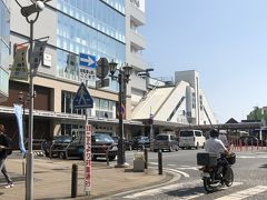 JR茅ヶ崎駅の南口から出発