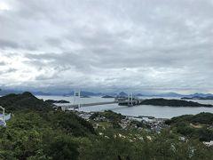 9月27日 今日も瀬戸内の海は晴れてはくれません。
