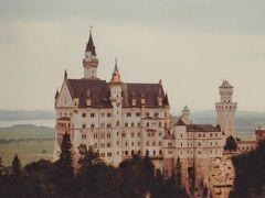 フュッセンのノイシュバンシュタイン城
