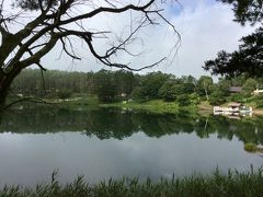 松本に向けて出発です 途中で、きれいな池があったので立ち寄りました!