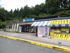 高速を使って南下中に休憩したパーキングエリアではブドウを購入。 王様格のシャインマスカットはけっこうなお値段だったので「瀬戸ジャイアンツ」にしたけど、十分満足できる味でした。 http://home.oy.zennoh.or.jp/tokusan/fruits/seto-giants/index.html