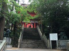 こちらが住吉神社 凄い立派なんです!!