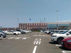 茨城空港に無事到着!! 今回はこちらから神戸空港へ向けて旅立ちます。 茨城空港も神戸空港も初めて利用するので、楽しみです♪ 駐車場無料というのが、とてもありがたいです。