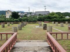 奈良県15  明日香村f   飛鳥水落遺跡     20/   12