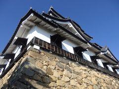 彦根城の破風は変化に富んでいて美しい。 そして こちら側の幅が広いんだよね。