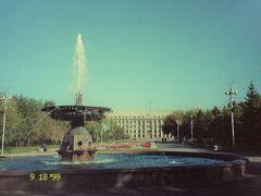 キーロフ広場というところに来た。