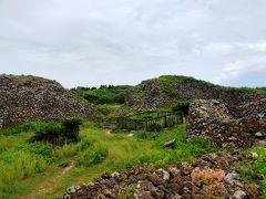 沖縄には今回で7度目 主だったところはすでに行きつくしてしまっているので、今回はマイナーなところを狙って最初に訪れたのは具志川城跡