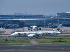 ARASHI HAWAII JET(ボーイング787-9型機)も!!