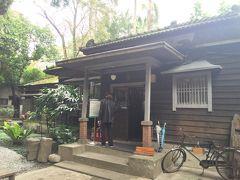 お腹を満たしたところで、少し散歩してカロリーを消費します。 永康街から青田街に歩いていきます。  青田街は、日本統治時代に日本人が多く住んでいたエリアで、当時の日本建築が数多く残されているエリアです。