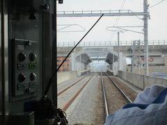 琴平線三条~太田間の高架区間に建設中の伏石駅。 2020年度内をめどにこの駅が開業すれば、大都市圏からの高速バスと琴平方面への電車の乗り換えが便利になる見込みです。