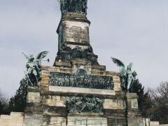 リューデスハイム ニーダーヴァルト記念碑