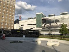 福井駅前のマンテンホテル泊